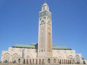 Moskee Casablanca Marokko