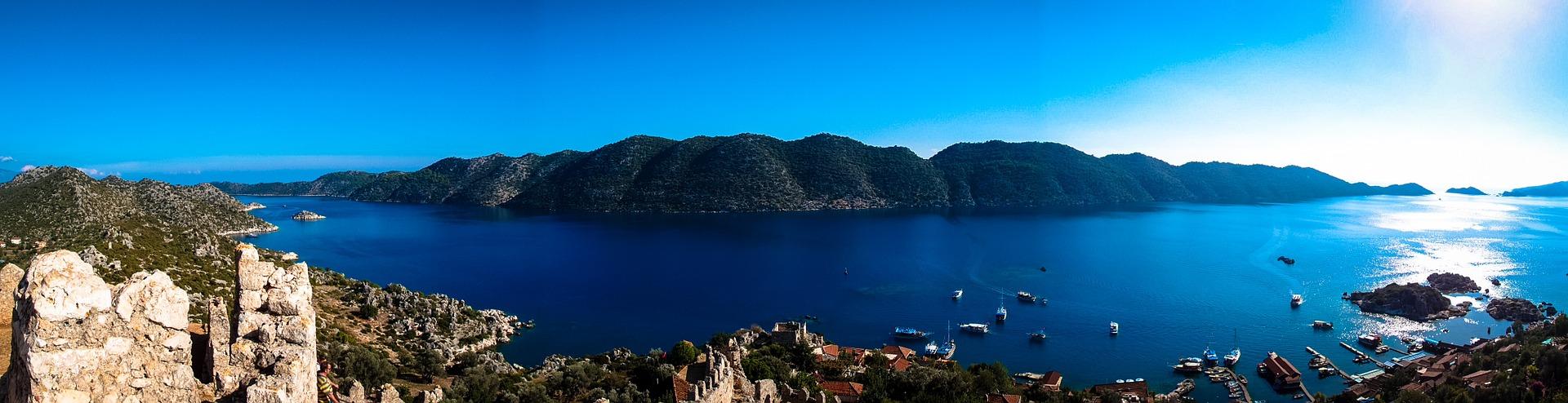 Vakantie Turkije natuur meer bergen