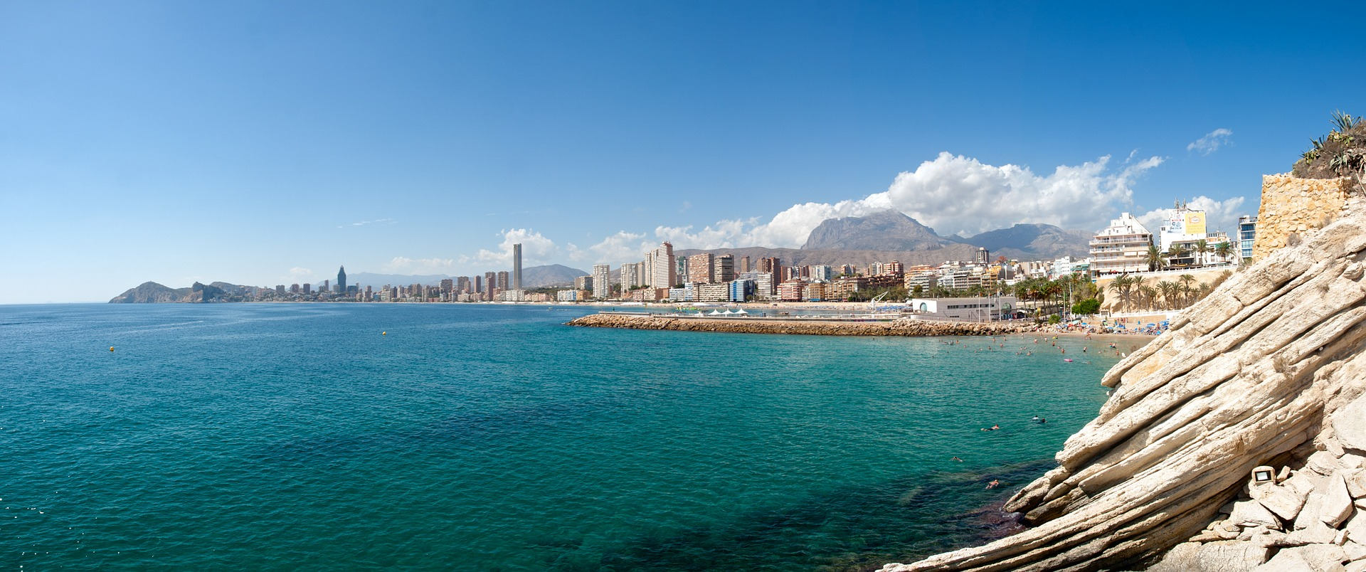 Vakantie Spanje Benidorm Middellandse Zee