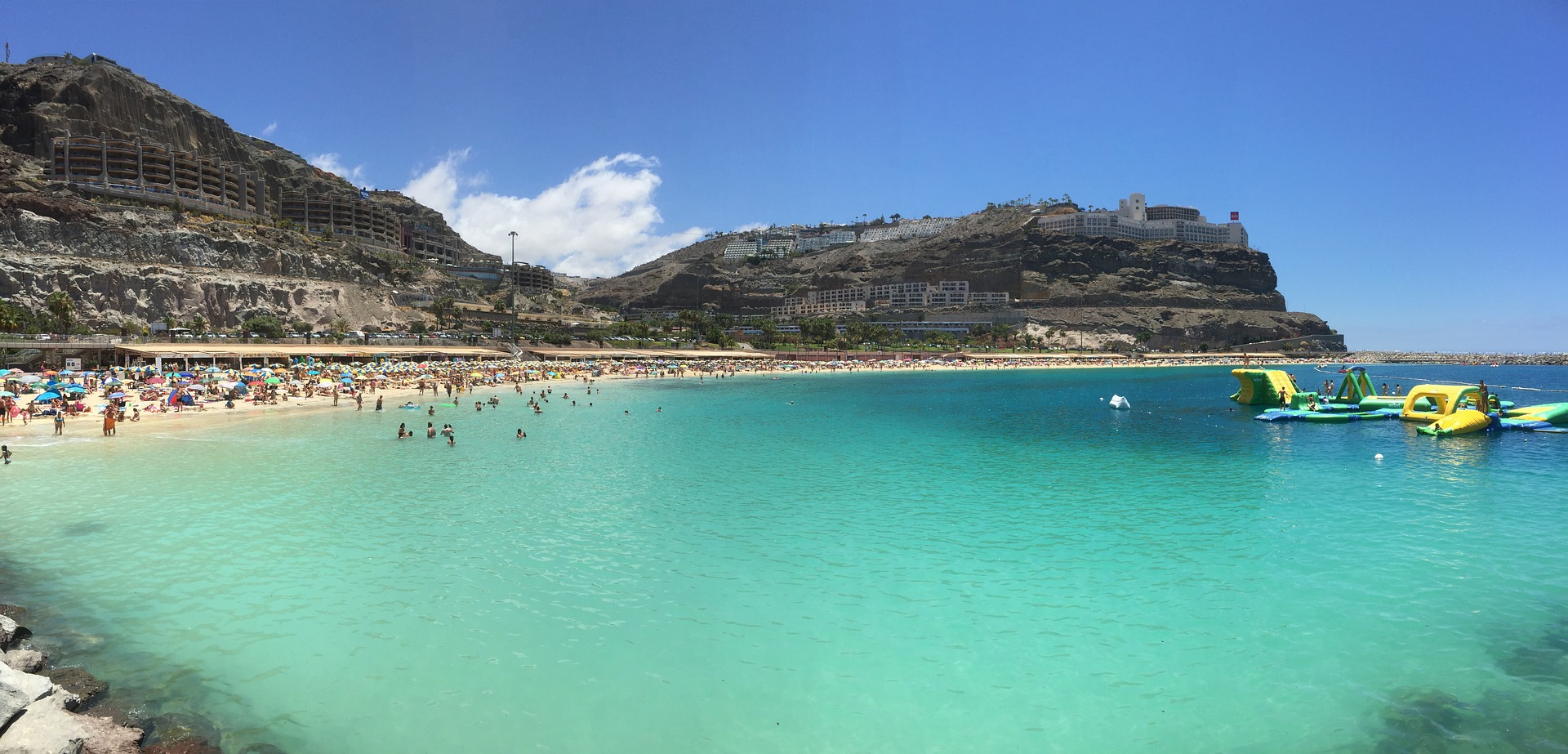 Vakantie Gran Canaria Canarische Eilanden