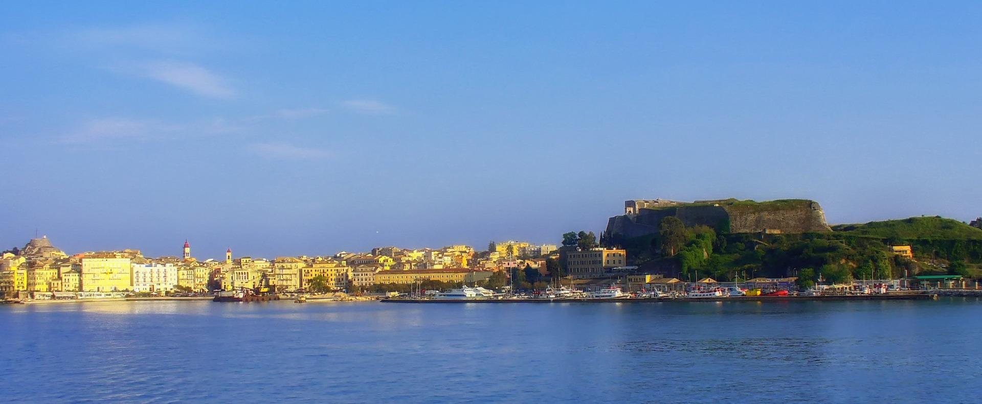 Vakantie Griekenland Corfu