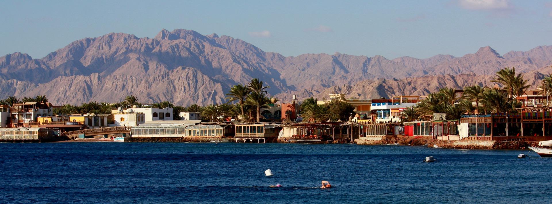 Egypte Sharm El Sheikh vakantie