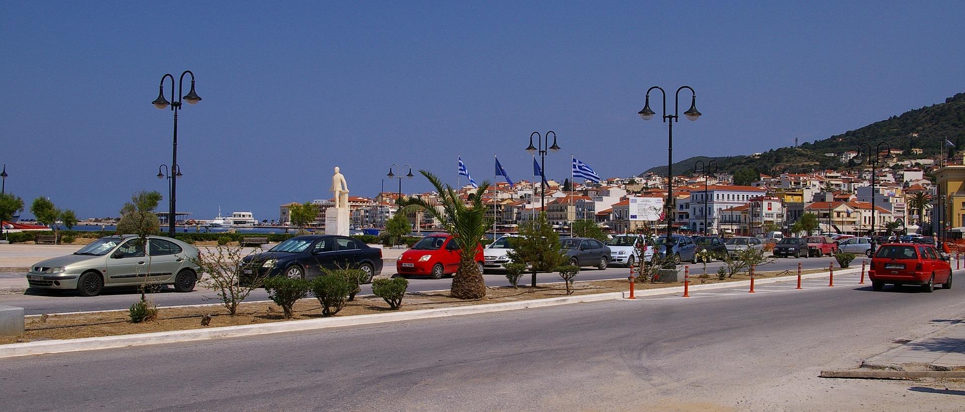Vakantie Griekenland Samos