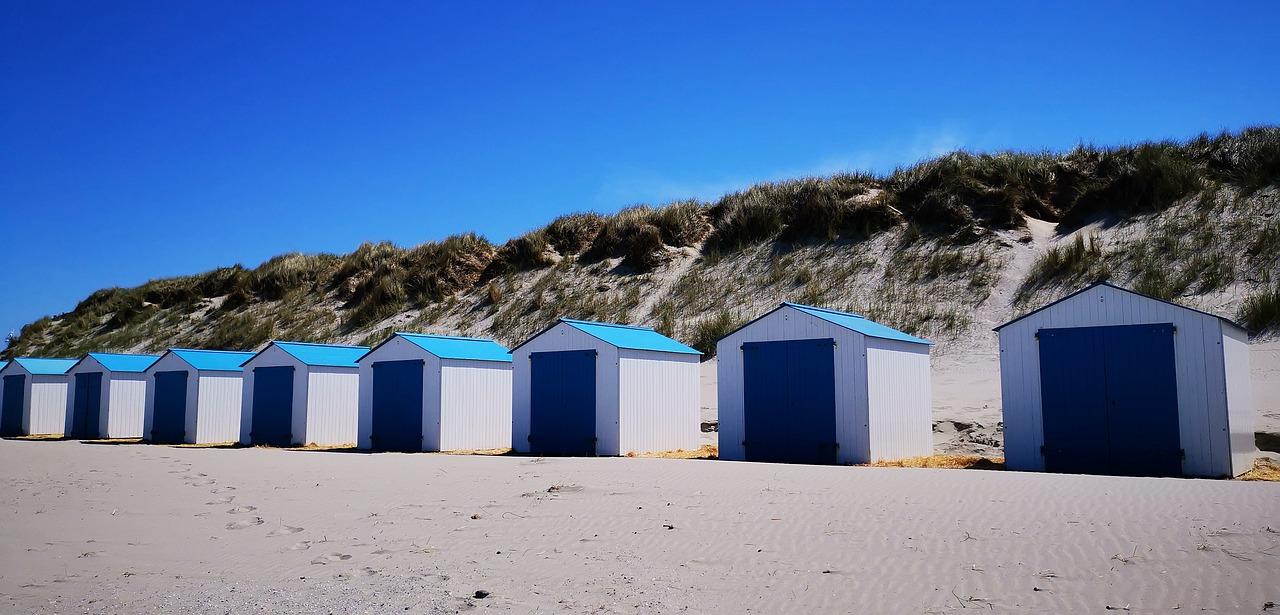 Waddeneilanden vakantie Texel Noordzee strandhuisjes